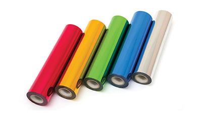 Folija različite boje