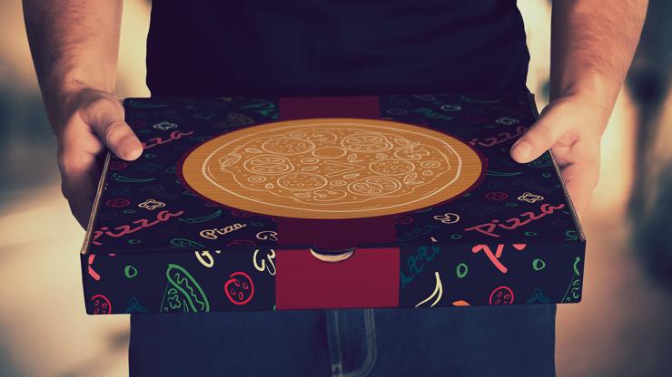 Rëndësia e kutisë kreative në promovimin dhe shitjen e picës