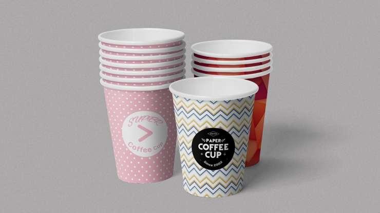 Gotat e letrës për kafe: mënyra ideale për të promovuar biznesin