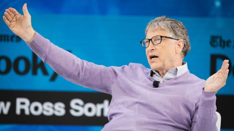 5 sekretet  e lumturisë së Bill Gates