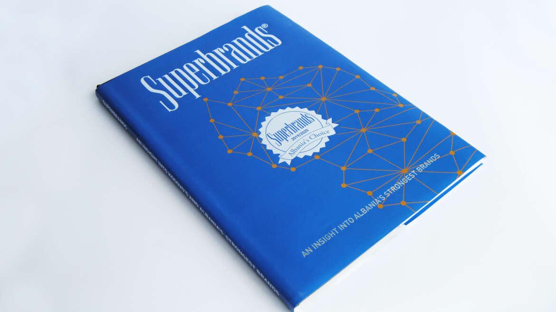 VIPRINT, pjesë e SUPERBRANDS edhe këtë vit